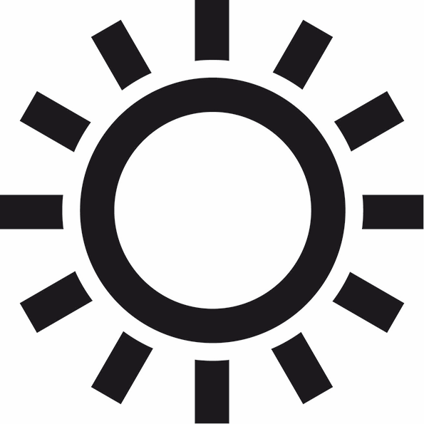 geeignet - Sonne