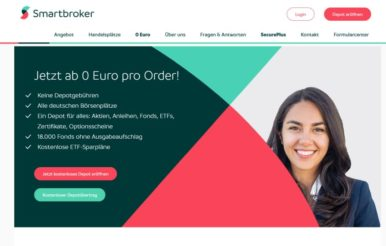 Smartbroker: Der Discount-Broker punktet mit niedrigen Handelskosten